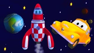 Odťahovák Tom a Raketa