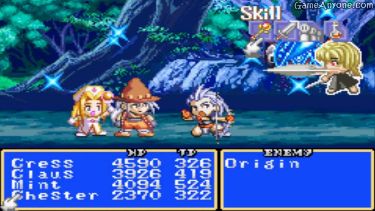 Tales Of Phantasia Walkthrough - RPGClassics