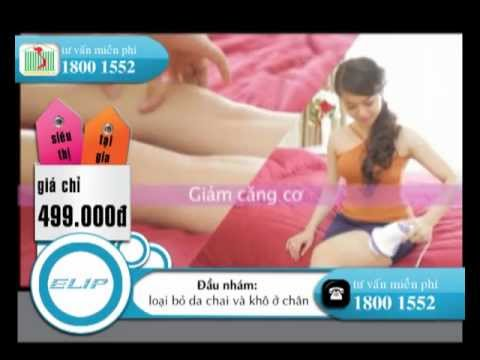Máy massage cầm tay Elip 2012 - Máy mát xa cầm tay hàng đầu việt nam