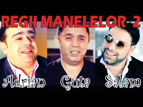 Regii Manelelor - Colaj video 2014