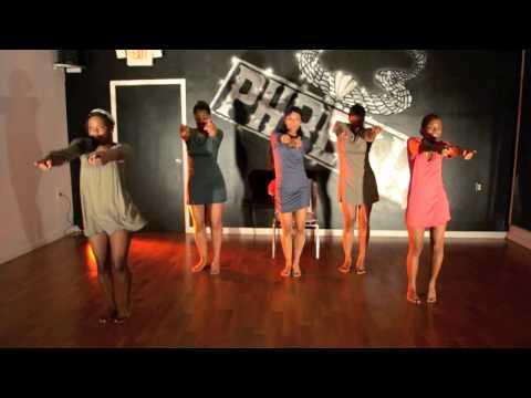 Beyonce - Love On Top Choreography by Shanika Boston
