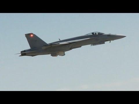 F-18 Super Hornet - Demo