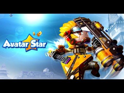 Avatar star วิธีแต่งตัวแบบคุโรโกะ