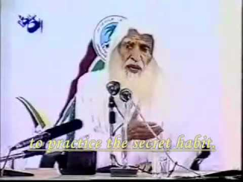 Masturbation is Haraam For A Muslim-Shaykh Uthaymeen