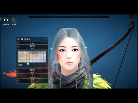 Black Desert Closed Beta 2: Ranger Customization