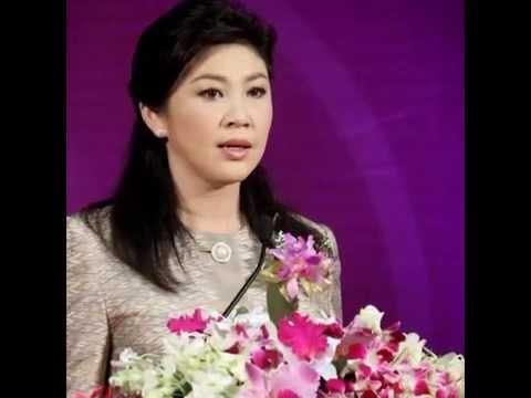 Yingluck Shinawatra - Thailand
