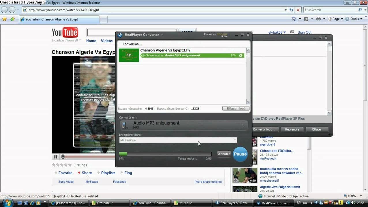 Comment t l charger une chanson sur youtube ou dailymotion et la convertir en mp3 youtube - Comment couper une musique sur mac ...