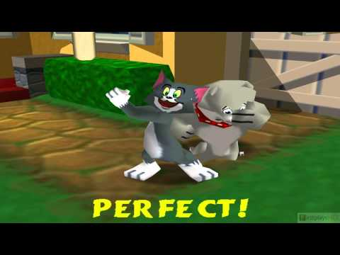 Tom & Jerry Fists of Fury   Walkthrough PC HD 720P part 1   Tom