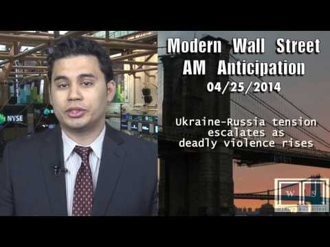 AM Anticipation: Futures dip as Ukraine-Russia tension grows