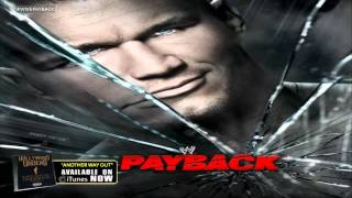 "WWE Payback 2013 Official Theme Song ""Another Way Out"