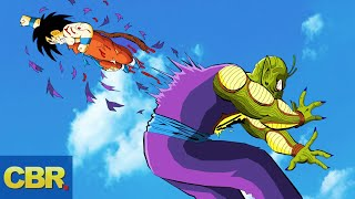 The 20 Most Devastating Finishing Moves In Dragon Ball History