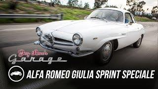 1965 Alfa Romeo Giulia Sprint Speciale. Watch online.