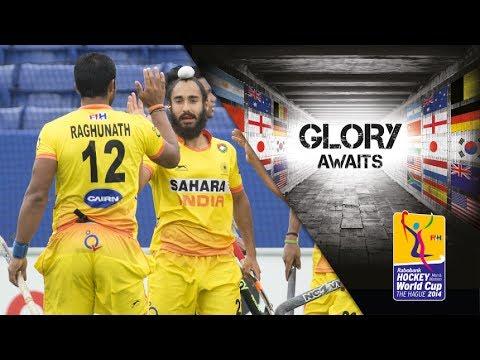 India vs Malaysia - Men's Rabobank Hockey World Cup 2014 The Hague Pool A [07/6/2014]