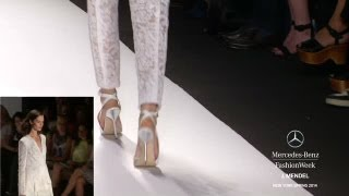 J Mendel Spring/Summer 2014 Video - New York