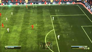 FIFA 14 Liverpool FC Vs. Real Madrid Gameplay [HD]