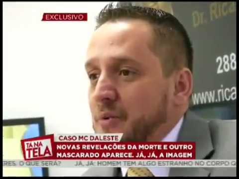 Perito em degravação de imagens do show MC DALESTE - Perito judicial Ricardo Caires