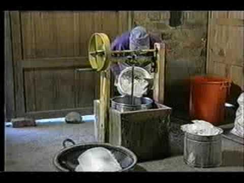 Máquinas fabricadas en el Perú para la elaboración de helado