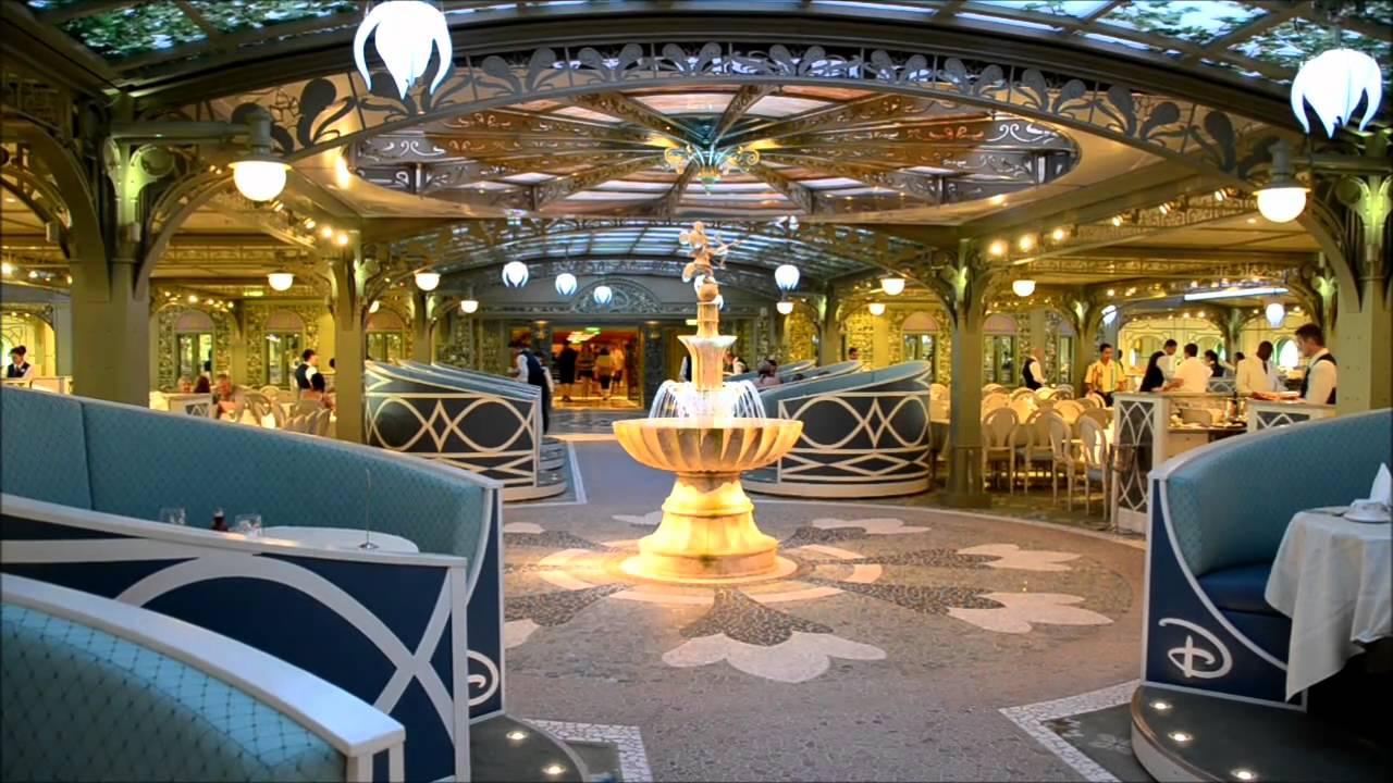 Disney Dream Enchanted Garden Youtube