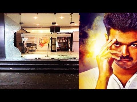 Kaththi isuue - Theatres Attacked, Celebrities React