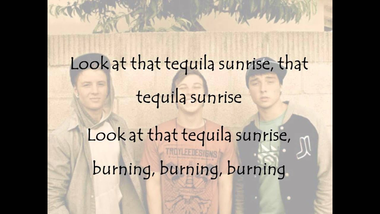 EMBLEM3 - TEQUILA SUNRISE LYRICS - SONGLYRICS.com