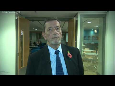 NEWSNIGHT: David Blunkett on whether our security services are accountable