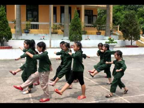 Em bé giải phóng quân - Nguyễn Ngọc Bảo An (Ruby)