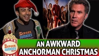 An Awkward Anchorman Christmas