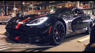 What's Underneath the 645-hp Dodge Viper ACR?. Drive Youtube Channel.