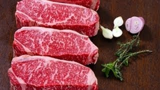 Wagyu Beef NY Strip Loin How To Trim