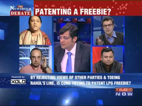 The Newshour Debate: LPG wish granted - Part 2 (30th Jan 2014)