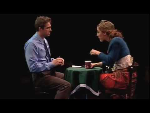 Coffee-I Love You Because, Original Off-Broadway Production