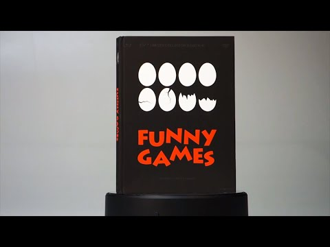 Unboxing: Funny Games (Limited Collector's Edition) German Version