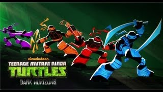 Teenage Mutant Ninja Turtles: Dark Horizons Video Game