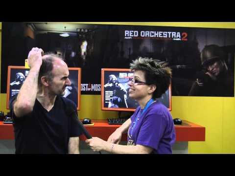 Интервью с GamesCom 2011 и скриншоты из Беты