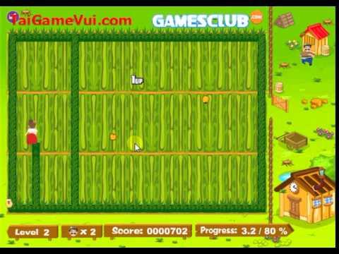 Chơi Game thu hoạch nông trại