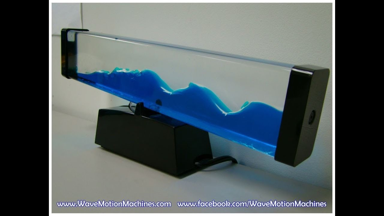 wave motion machine