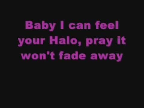 Beyonce - Halo Lyrics - YouTube