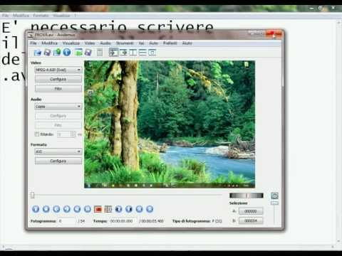 [TUTORIAL]Come ritagliare ed eliminare una porzione di video ( cropping with avidemux )