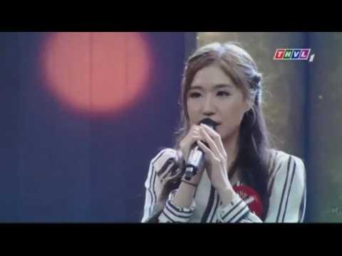 [ Ca Sĩ Giấu Mặt ] Cô Gái Hàn Quốc Hát Phía Sau Một Cô Gái