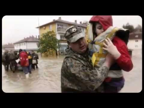 #SUPPORT FOR SERBIA & BOSNIA - FLOODS