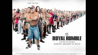 "WWE Royal Rumble 2010 Official Theme Song ""Hero"" By"