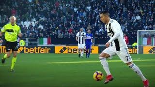 Cristiano Ronaldo wins the Juventus December MVP award with EA Sports!
