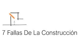Fallas en la construcción de una casa