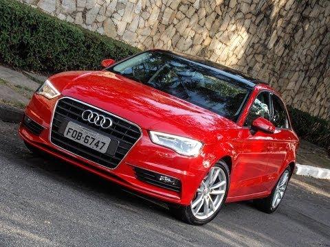Teste - Audi A3 Sedan