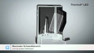 Video: Kaiser – ThermoX LED Produktfamilie