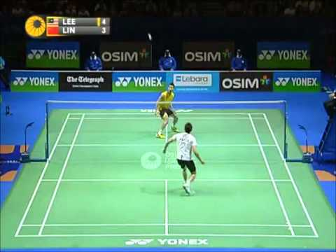 (1/4) 2011 All England Open Badminton Tournament Men's Single Final
