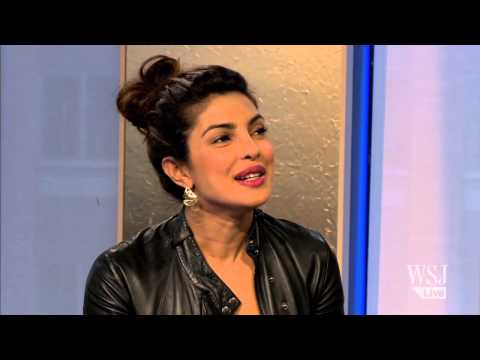 Priyanka Chopra on Guess Campaign, Upcoming Album