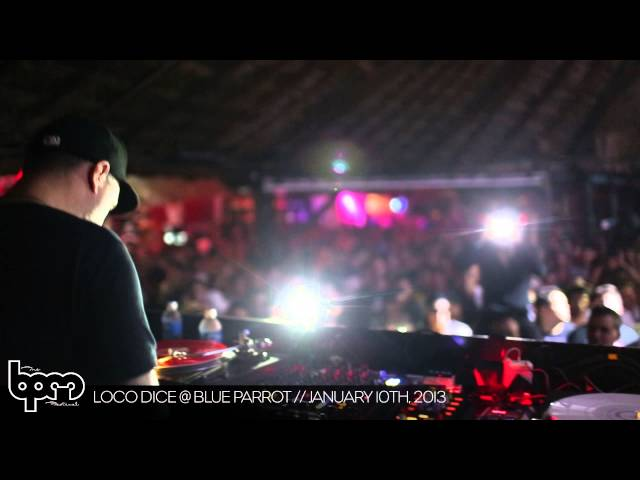 THE BPM FESTIVAL 2013: Loco Dice @ Blue Parrot