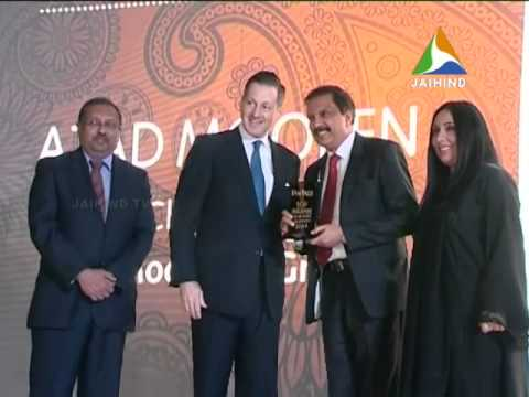 TOP INDIANS IN ARAB, Middle East Edition News, 14.05.2014, Jaihind TV