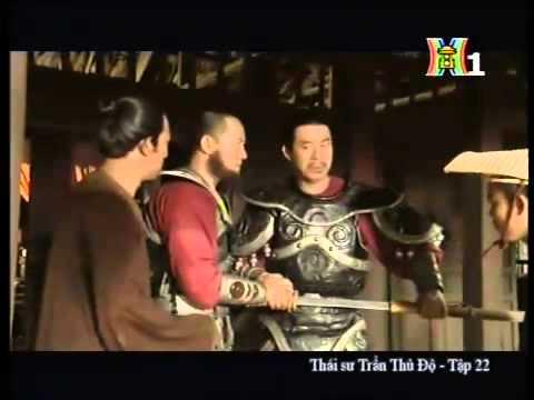 Phim truyện Thái sư Trần Thủ Độ Phim VN   tập 22